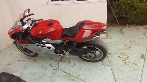 moto mv agusta f-4 r100  mod 2005