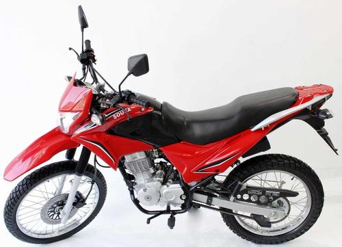 moto nacional cross cr 150 sousa 0km 150 cilindradas