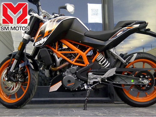 moto naked motos ktm duke 390