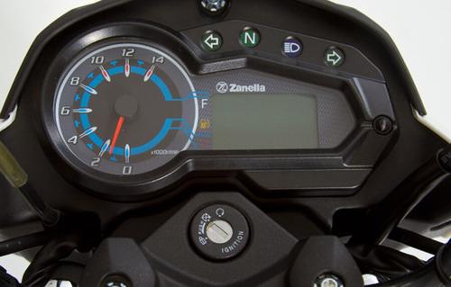 moto naked zanella motos