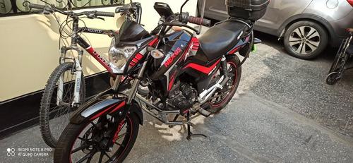 moto nexus 150