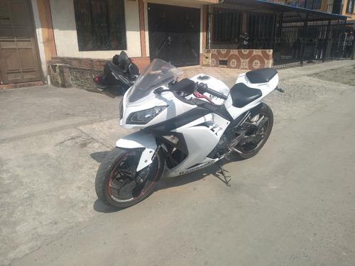 moto ninja ex300  de oportunidad
