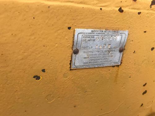 moto niveladora caterpillar 140 b  1979  aceito troca