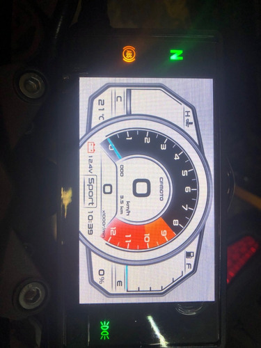 moto nk 250cc nueva