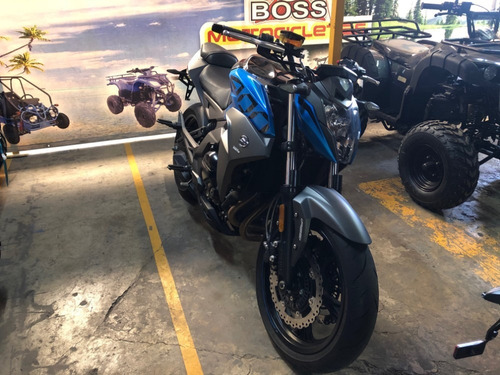moto nk 400cc demo