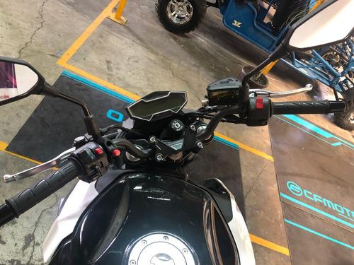 moto nk 400cc nueva de exhibicion