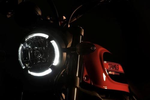 moto no guzzi ducati scrambler sixty2 - san isidro