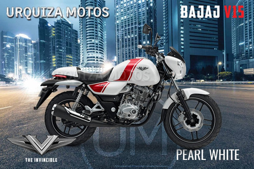 moto nueva bajaj  v15 vikrant 150  0km urquiza motos