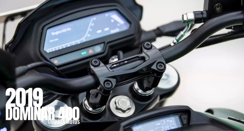 moto nueva pulsar bajaj dominar 400 urquiza 2020 2da gen