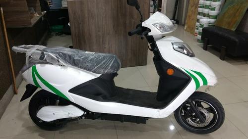 moto nueva yadea eléctrica