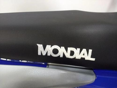 moto o km mondial td 250cc okm enduro cross  999 motos