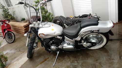 moto p/ retiradas de peças/sucata yamaha drag star 650 2004