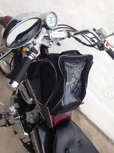 moto para bolso