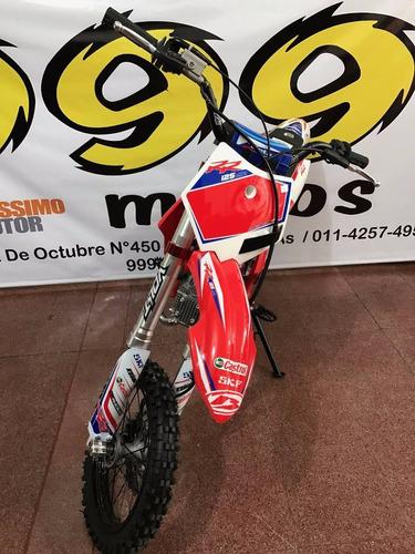 moto para niños beta rr 125 racing 0km