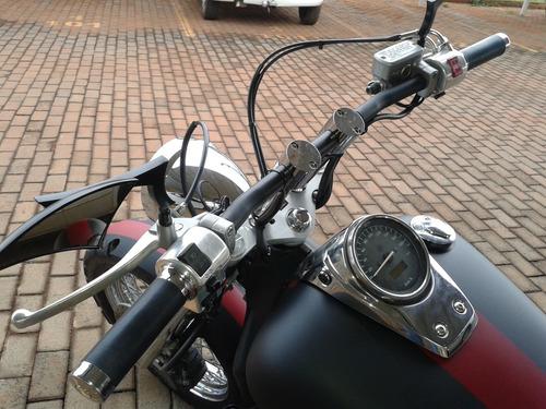 moto para quem tem estilo uma super bobber