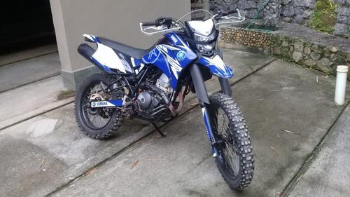 moto para trilha ou cross yamaha lander 250x