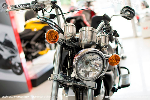 moto patagonian 150 black chopper zanella 0 km urquiza motos