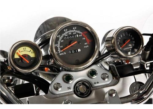 moto patagonian 150 chopper zanella motos