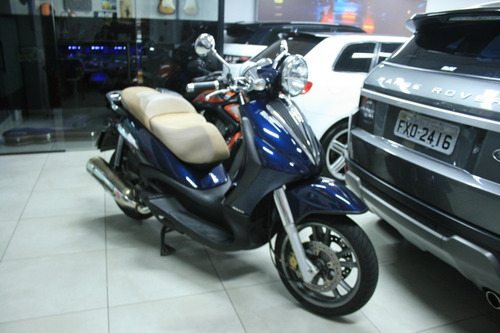 moto piaggio beverly b500i 2008