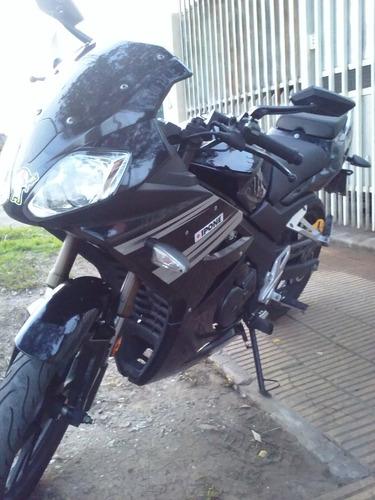 moto pista mondial ex 150 k