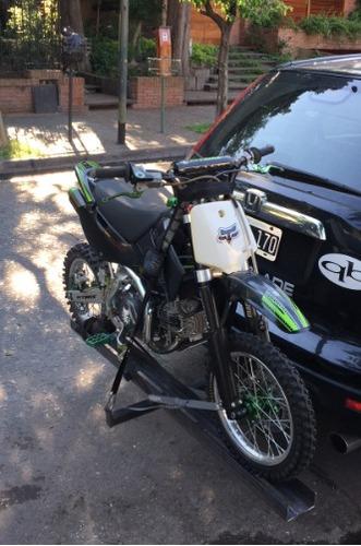 moto pit bike 160cm cross enduro =/ honda yamaha kawasaki