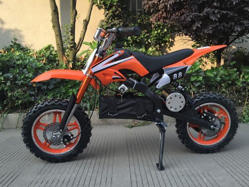 moto pitbike para niños electrica aro 10 valor 200.000