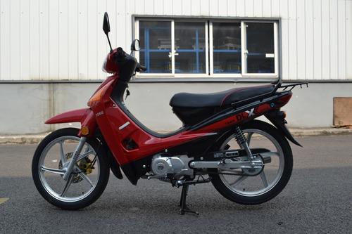 moto pollera toro wave 110cc (con parilla y abs)
