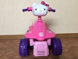 moto princel hello kitty
