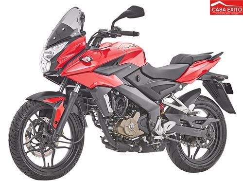moto pulsar 200 as año 2016