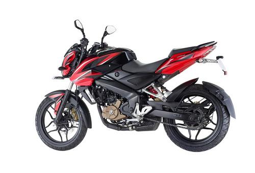 moto pulsar 200 ns año 2016