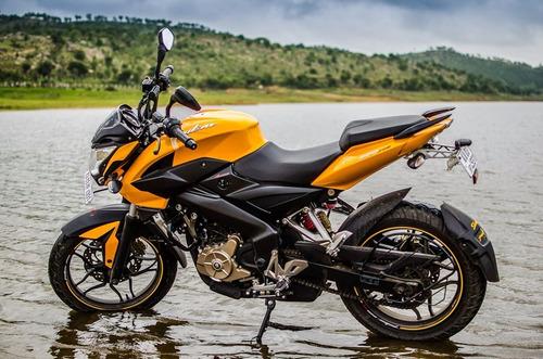 moto pulsar 200 ns año 2017