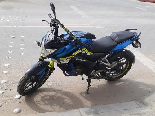moto pulsar ns 150 mod 2017