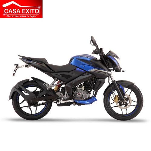 moto pulsar ns 160cc año 2019, 0 km negro, rojo, azul