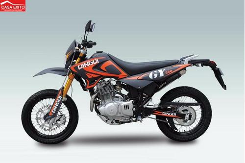 moto qingqi / qm250gy-d / 250cc
