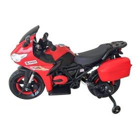 Moto R1 12v Elétrica Infantil Bz, Rodinhas, Músicas, Luzes