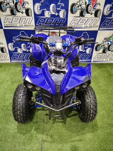 moto raptor aro 8 125cc 750.000 llantas de alumino