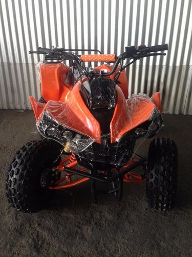 moto raptor aro 8 125cc llantas de alumino con tacometro