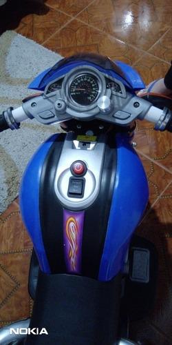 moto recargable