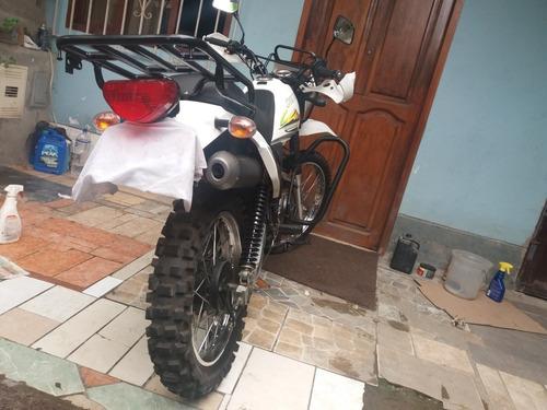 moto ronco 200 cc
