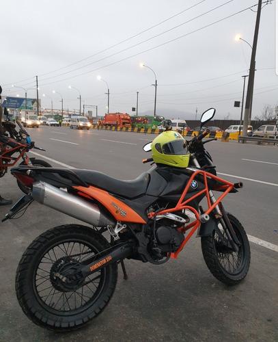 moto ronco mod. domineitor 250cc con 24mil km sin soat