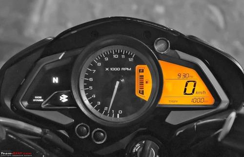 moto rouser 200 ns nacked sport 0 km 2017