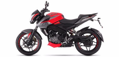 moto rouser 200 ns nacked sport 0 km 2019 black friday plus