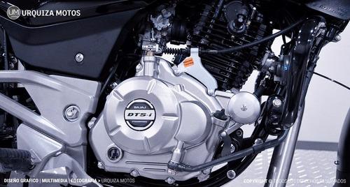 moto rouser bajaj 220 pulsar 18 cuotas 0km urquiza motos