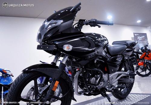 moto rouser bajaj 220 pulsar 30 cuotas 0km urquiza motos