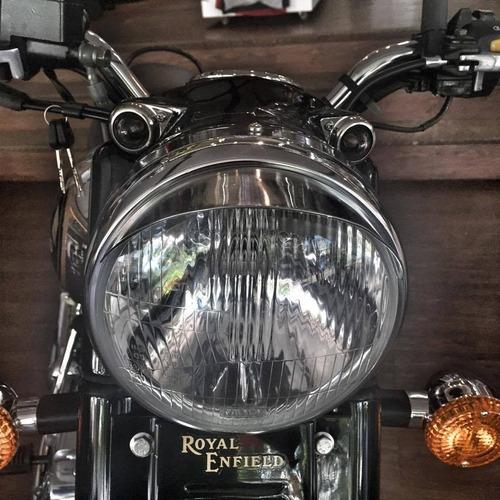moto royal enfield classic 500cc
