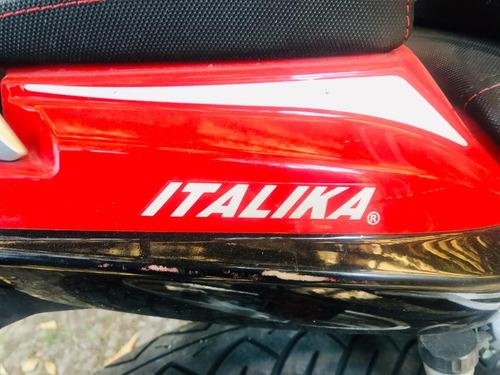 moto rt200 seminueva incluye casco rocket premium de regalo!