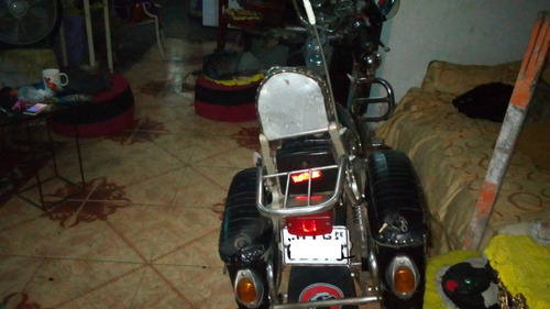 moto rtm chopper 150 c.c. unico dueño