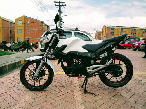 moto rtx 150 de akt modelo 2015 único dueño