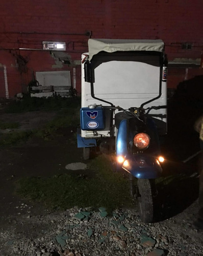 moto rusa de carga chasis muravey motor yamaha