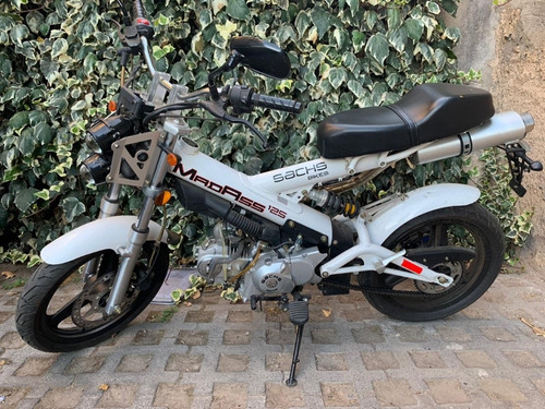 moto sachs madass 125 cc
